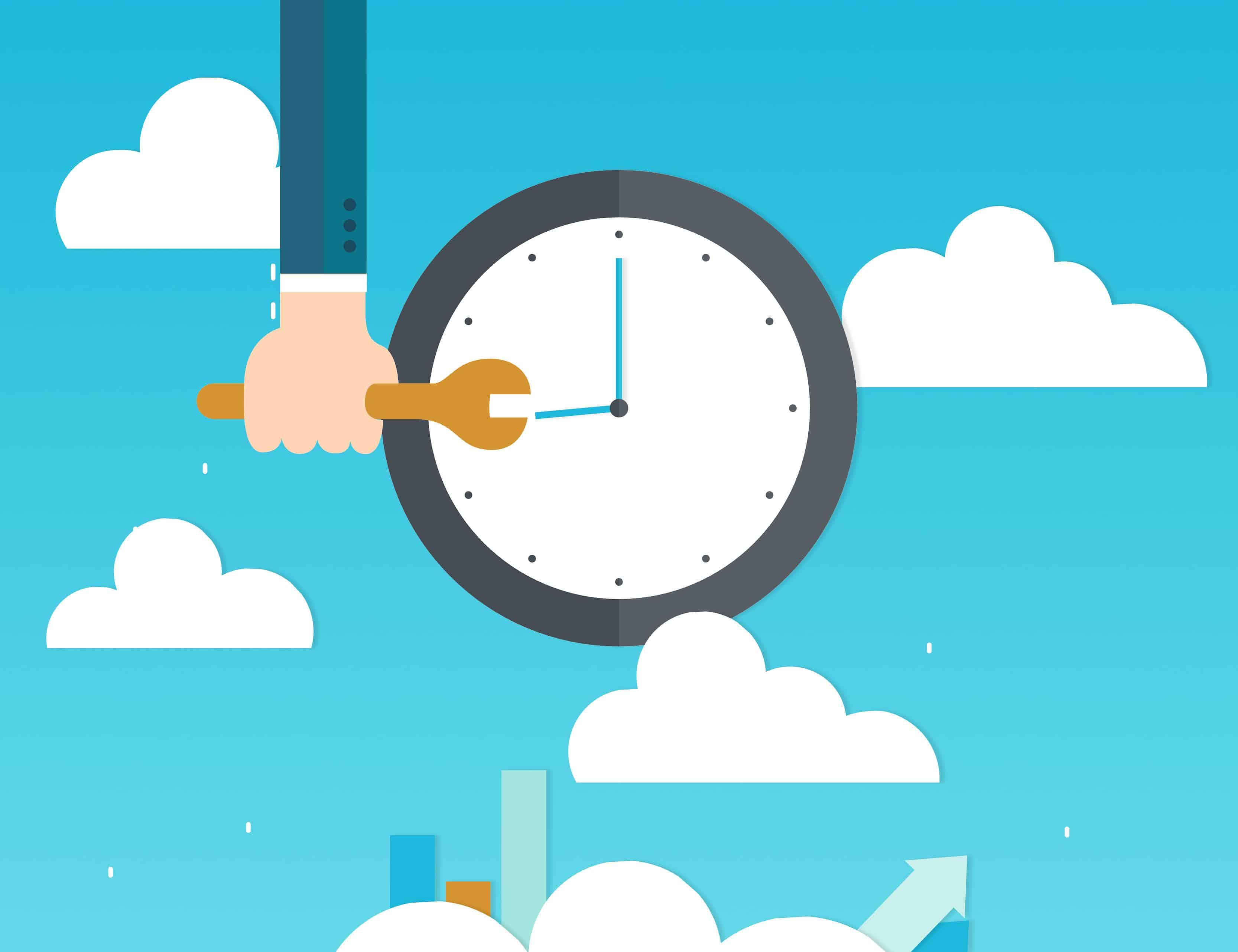 Como otimizar o tempo no trabalho?